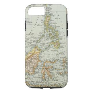 Coque iPhone 8/7 Porcelaine d'Indo et archipel de Malaysian