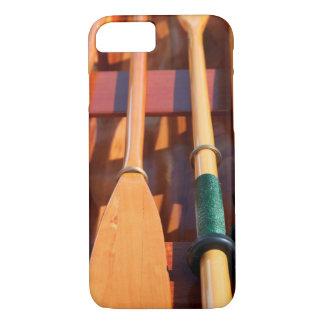 Coque iPhone 8/7 Port Townsend, festival en bois de bateau