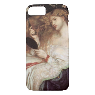 Coque iPhone 8/7 Portait victorien vintage, Madame Lilith par