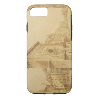 Coque iPhone 8/7 Porte St Denis, Paris (la semaine)