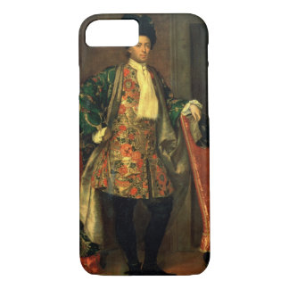 Coque iPhone 8/7 Portrait de compte Giovanni Battista Vailetti