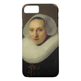 Coque iPhone 8/7 Portrait de Cornelia Pronck, épouse d'Albert