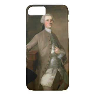 Coque iPhone 8/7 Portrait de David Garrick (1717-79), 1742 (huile