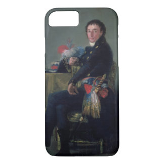 Coque iPhone 8/7 Portrait de Ferdinand Guillemardet (1765-1809) 179