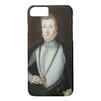 Coque iPhone 8/7 Portrait de Henry Stewart, comte de Darnley
