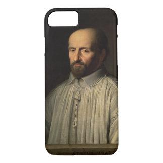 Coque iPhone 8/7 Portrait de l'abbé du saint Cyran, c.1643 (huile