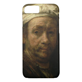 Coque iPhone 8/7 Portrait de l'artiste à son chevalet, détail de