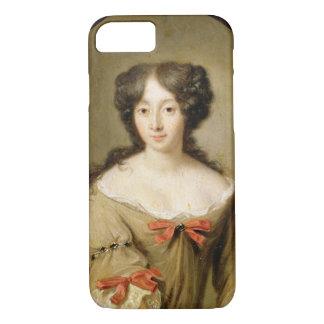 Coque iPhone 8/7 Portrait de Marie-Anne Mancini (1646-1714) c.1670