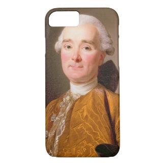 Coque iPhone 8/7 Portrait de Martin-Pierre Foache (huile sur la