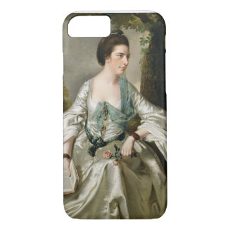Coque iPhone 8/7 Portrait de Mme Nicholas Ashton, Mary nee Warburto