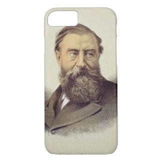 Coque iPhone 8/7 Portrait de monsieur Samuel Baker (1821-93)