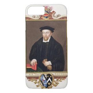 Coque iPhone 8/7 Portrait de monsieur Thomas Smythe (c.1558-1625)