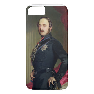 Coque iPhone 8/7 Portrait de prince Albert (1819-61) 1859 (huile