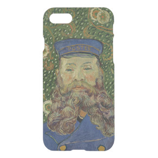 Coque iPhone 8/7 Portrait de Van Gogh | de facteur Joseph Roulin II