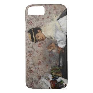 Coque iPhone 8/7 Portrait d'Edgar Degas | de Mlle. Hortense