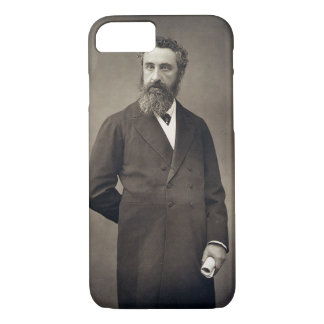 Coque iPhone 8/7 Portrait d'Edouard Robert Bulwer-Lytton, ęr comte
