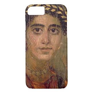 Coque iPhone 8/7 Portrait d'une femme, de Fayum, Romano-Égyptien,