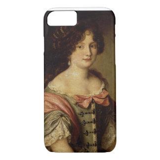 Coque iPhone 8/7 Portrait d'une jeune dame