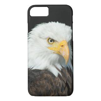 Coque iPhone 8/7 Portrait majestueux d'Eagle chauve