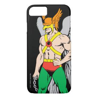 Coque iPhone 8/7 Pose de position de Hawkman