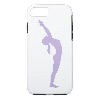 Coque iPhone 8/7 Pose de yoga