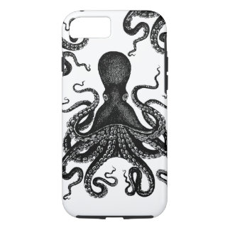 coque iphone 7 poulpe