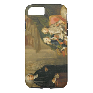 Coque iPhone 8/7 Prince George (1738-1820) et prince Edouard août