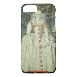 Coque iPhone 8/7 Princesse Elizabeth (1596-1662) 1603 (huile sur la