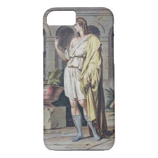 """Coque iPhone 8/7 Pylades, costume pour """"Andromache"""" par Jean"""