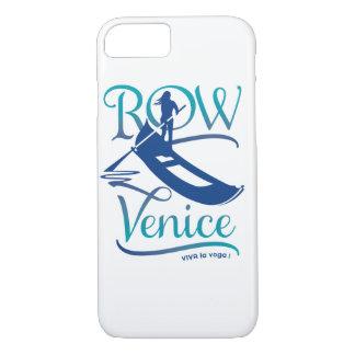 Coque iPhone 8/7 Rangée Venise