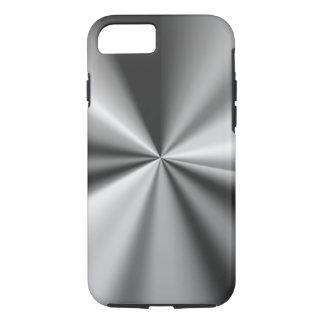 Coque iPhone 8/7 Regard métallique des affaires des hommes