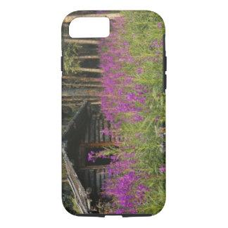 Coque iPhone 8/7 Région du Canada, le Yukon, rivière de Ross,