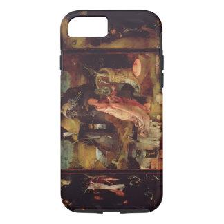 Coque iPhone 8/7 Retable des ermites (huile sur le panneau)