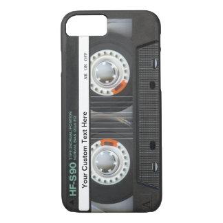 Coque iPhone 8/7 Rétro enregistreur à cassettes