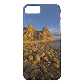 Coque iPhone 8/7 Rivage rocheux sur Isla Carmen dans le Golfe de