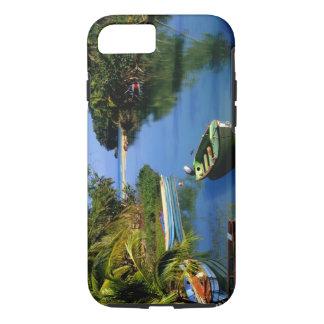 Coque iPhone 8/7 Rivière pittoresque près d'Ocho Rios Jamaïque