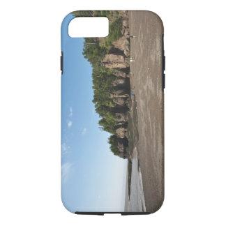 Coque iPhone 8/7 Roches de Hopewell et l'exploration de marée