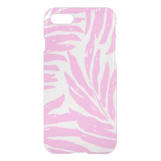 Coque iPhone 8/7 Rose hawaïen de palmettes de jardin de Kahanu