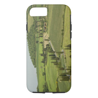 Coque iPhone 8/7 Route de Pienza à Montepulciano,