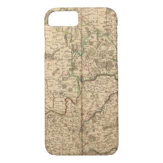 Coque iPhone 8/7 Routes et champs de bataille romains