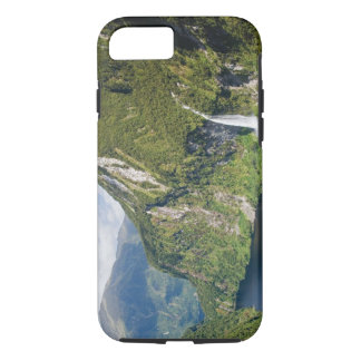 Coque iPhone 8/7 Royaume de Campbells, bruit douteux, Fiordland