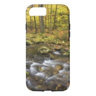 Coque iPhone 8/7 Ruisseau de Sanderson.  Forêt d'état de