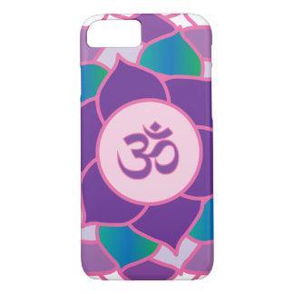 Coque iPhone 8/7 Sahasrara - le yoga Petaled de Chakra 1000 de