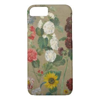 Coque iPhone 8/7 Sans titre (fleurs) (huile à bord)