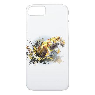 Coque iPhone 8/7 Saut du tigre