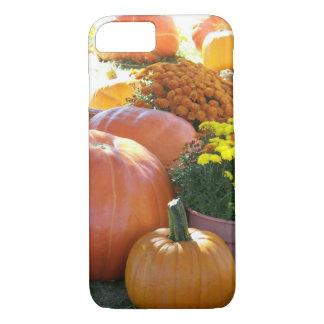 Coque iPhone 8/7 Scène d'automne de Halloween