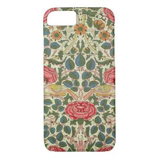 """Coque iPhone 8/7 """"S'est levé"""", 1883 (le coton imprimé)"""