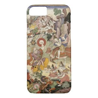 Coque iPhone 8/7 Shiva tuant le démon Andhaka, c.1585-90