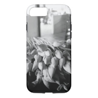 Coque iPhone 8/7 Siem Reap Cambodge, fleurs de Lotus