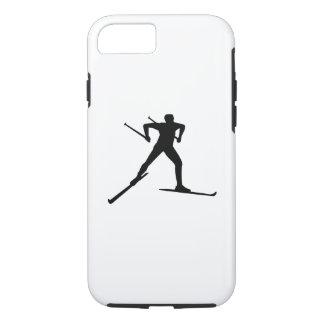 Coque iPhone 8/7 Ski de pays croisé